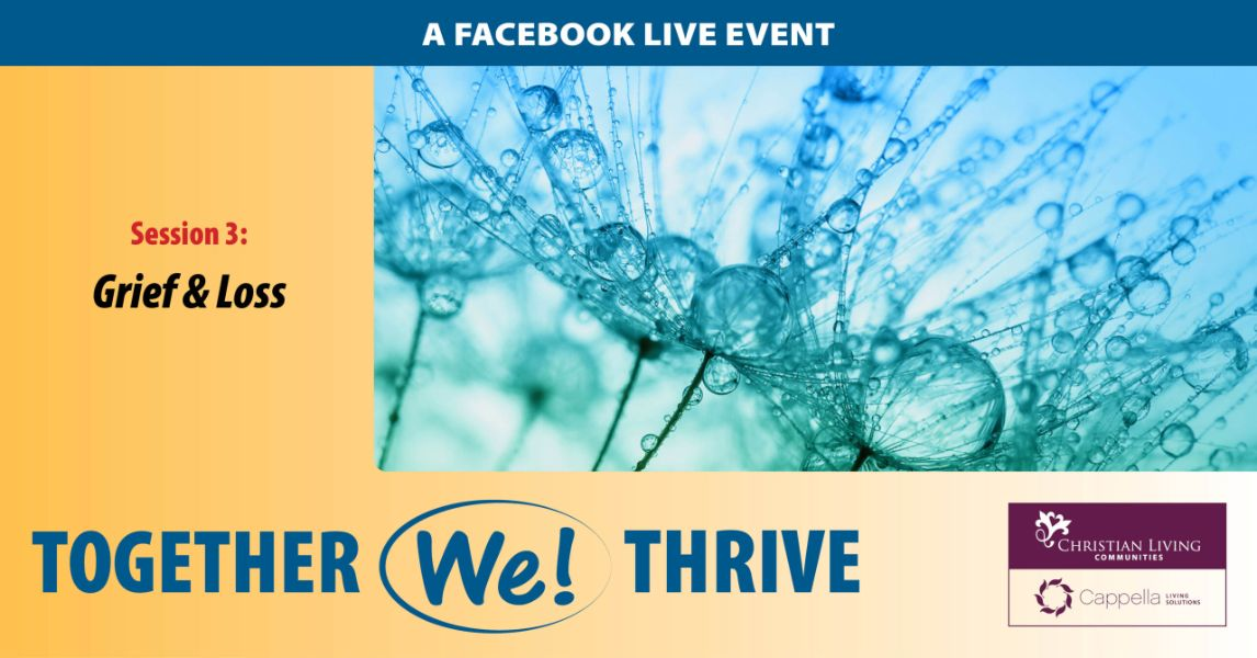 Together we thrive facebook session